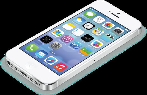 [ iOS ] Telas e vídeos iOS 7
